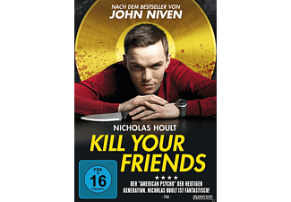 Kill Your Friends - (DVD)