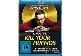 Kill Your Friends [Blu-ray]