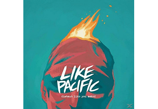 Like Pacific - Distant Like You Asked (Ltd.Coloured Vinyl) - (Vinyl)