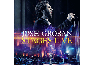 Josh Groban - Stages Live - (CD + DVD Video)