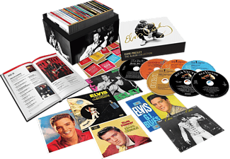Elvis Presley - The RCA Albums Collection - (CD)