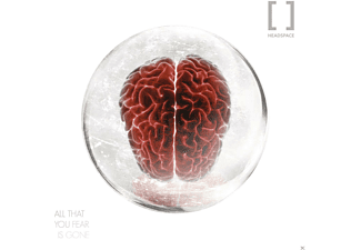 Headspace - All That You Fear Is Gone [CD]