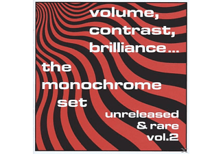 The Monochrome Set - Volume, Contrast, Brilliance:Vol.2 - (CD)