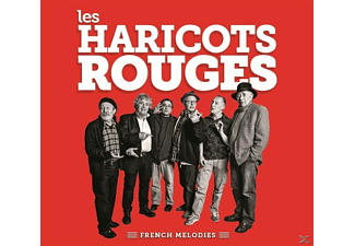 Les Haricots Rouges - French Melodies - (CD)