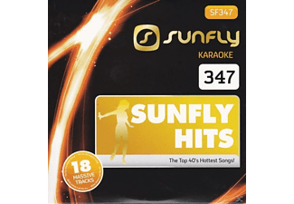 Karaoke - Sunfly Hits Vol.347-January 2015 - (CD)