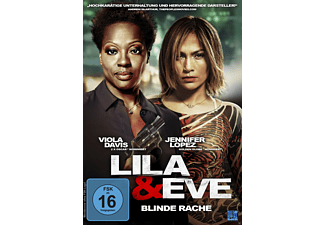 Lila & Eve - Blinde Rache [DVD]