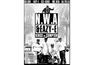 N.W.A & Eazy-E - Kings of Compton - (DVD)