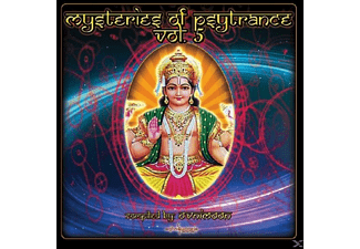 VARIOUS - Mysteries Of Psytrance 5 - (CD)