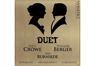 Crowe,Lucy/Berger,William/Burnside,Iain - Duette [CD]