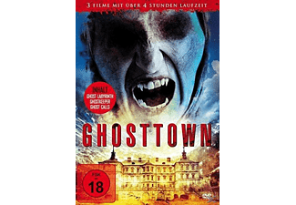 Ghosttown Box [DVD]
