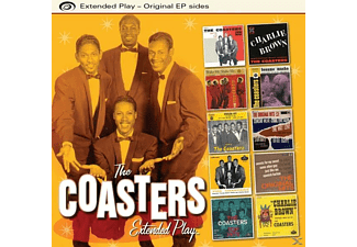 The Coasters - Extended Play...Original Ep Sides [CD]