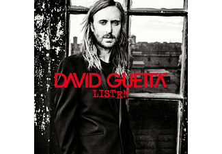 David Guetta - Listen (Ultimate) [CD]