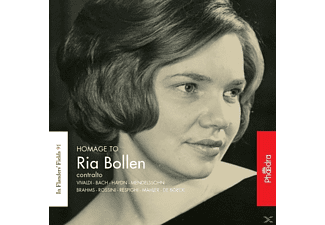 Ria Bollen - In Flanders' Fields Vol.91-Hommage To Ria Bollen [CD]