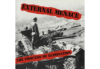 External Menace - The Process Of Elimination - (CD)