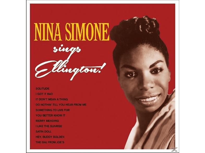Nina Simone - Sings Duke Ellington [Vinyl]