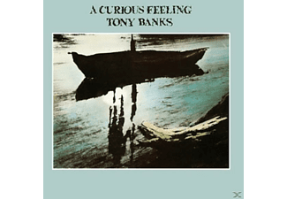 Tony Banks - A Curious Feeling - (Vinyl)