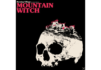 Witch Mountain - Burning Village [CD]