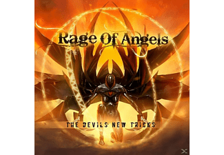 Rage Of Angels - Devil's New Tricks [CD]