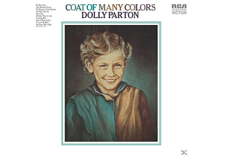 Dolly Parton - Coat Of Many Colours - (Vinyl)