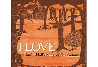 TOM T..=TRIB= Hall - I Love Tom T Hall's Songs Of Fox Hollow [CD]
