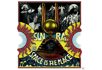 Sun Ra - Space Is The Place - (Vinyl)