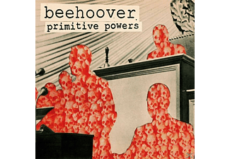 Beehoover - Primitive Powers [CD]