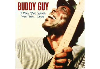 Buddy Guy - Live At Emerson College Boston Nov.93 - (CD)
