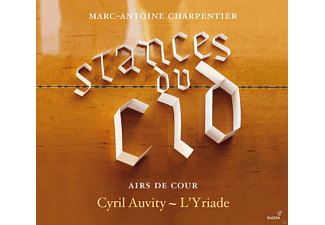 Cyril Auvity, L'yriade - Charpentier: Stances Du Cid - Airs De Cour [CD]