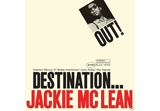 Jackie Mclean - Destination Out (Ltd.180g Vinyl) - (Vinyl)
