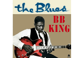 B.B. King - The Blues+4 Bonus Tracks (Ltd.180g Vinyl) - (Vinyl)
