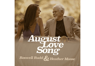 Roswell & Heather Masse Budd - August Love Song - (CD)