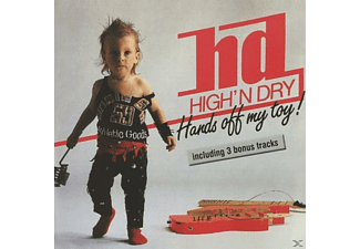 High N'dry - Hands Off My Toy (Re-Release 1988) - (CD)