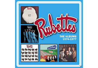 The Rubettes - The Albums 1974-1979 [CD]