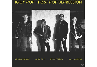 Iggy Pop - Post Pop Depression (Vinyl) [Vinyl]