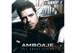 Amboaje - All About Living [CD]