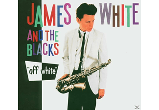 White, James & Blacks, The - Off White [CD]