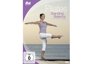 Fit for Fun: Pilates Standing Balance - (DVD)