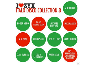 VARIOUS - Zyx Italo Disco Collection 3 - (CD)