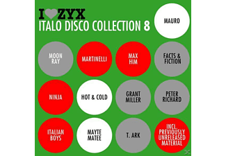 VARIOUS - Zyx Italo Disco Collection 8 - (CD)