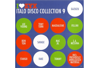 VARIOUS - I Love Zyx Italo Disco Collection 9 - (CD)