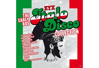VARIOUS - Zyx Italo Disco Collection-The Early 80th - (CD)