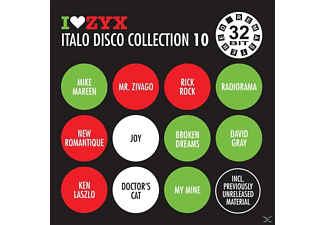 VARIOUS - Zyx Italo Disco Collection 10 [CD]