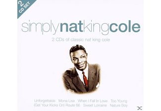 Nat King Cole - Simply Nat King Cole - (CD)