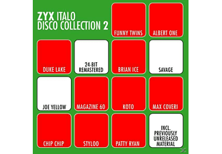 VARIOUS - Zyx Italo Disco Collection 2 - (CD)