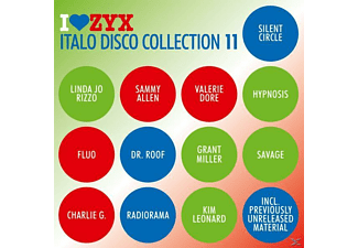 VARIOUS - Italo Disco Collection 11 - (CD)