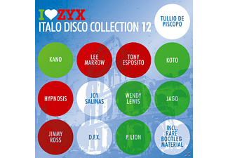 VARIOUS - Zyx Italo Disco Collection 12 - (CD)