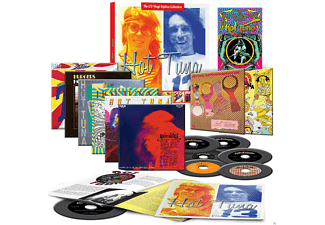 Hot Tuna - CD Vinyl Replica Collection - (CD)