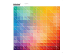 Submotion Orchestra - Colour Theory - (CD)
