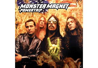 Monster Magnet - Powertrip (Ltd.) - (Vinyl)