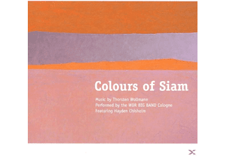 WDR Big Band Köln - Colours Of Siam - (CD)